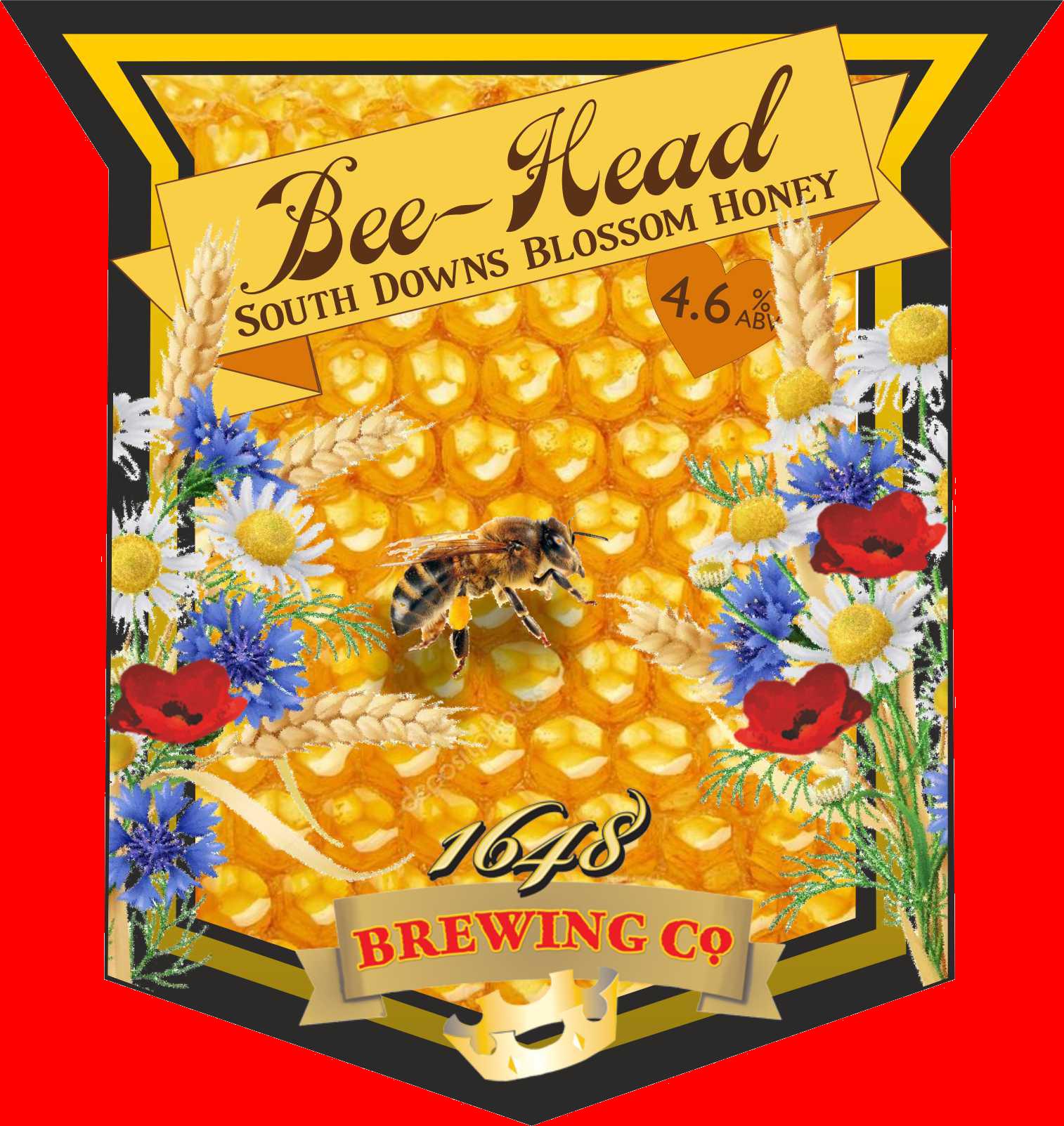 Bee Head 4.6%