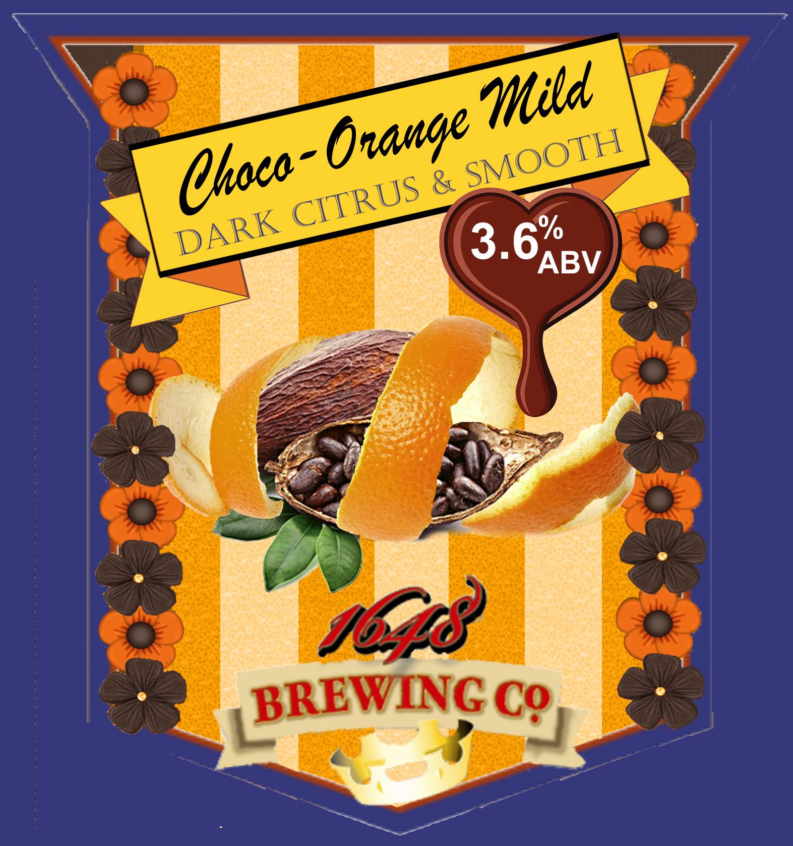 Choco- Orange Mild 3.6%