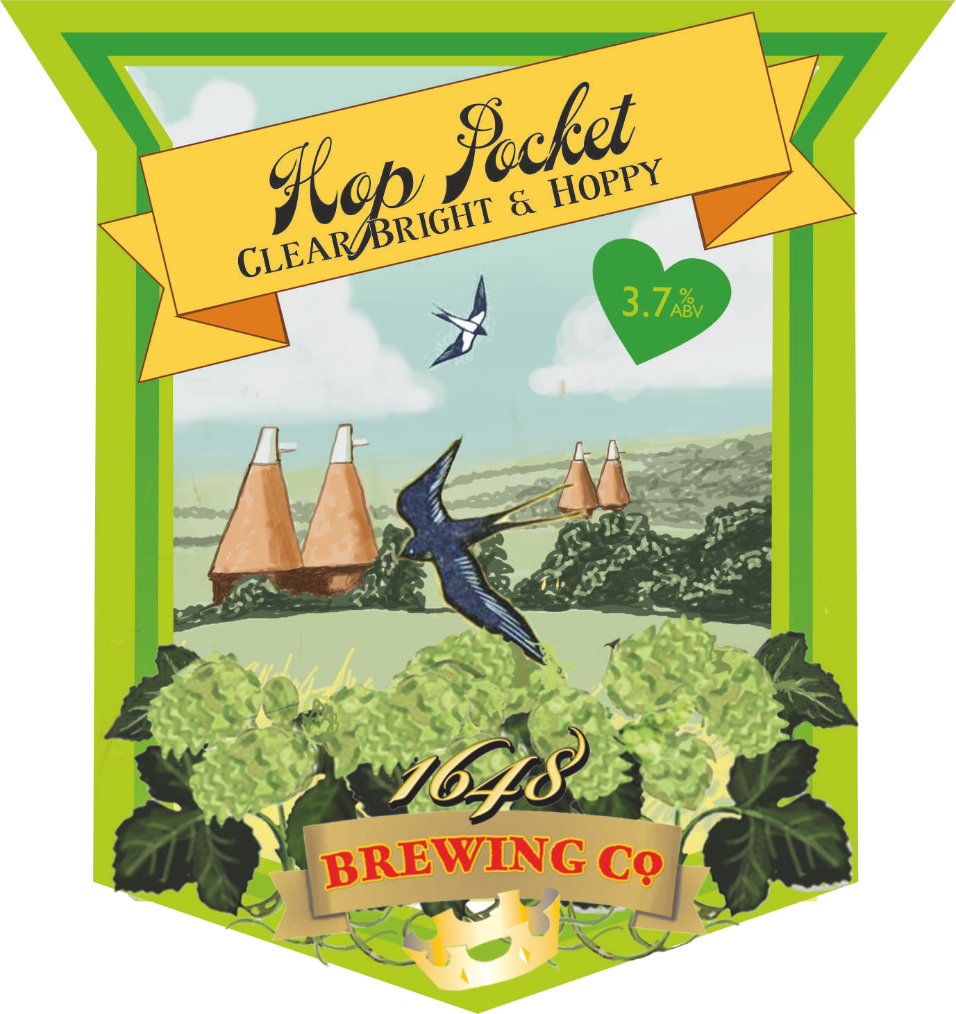 Hop Pocket 3.7%