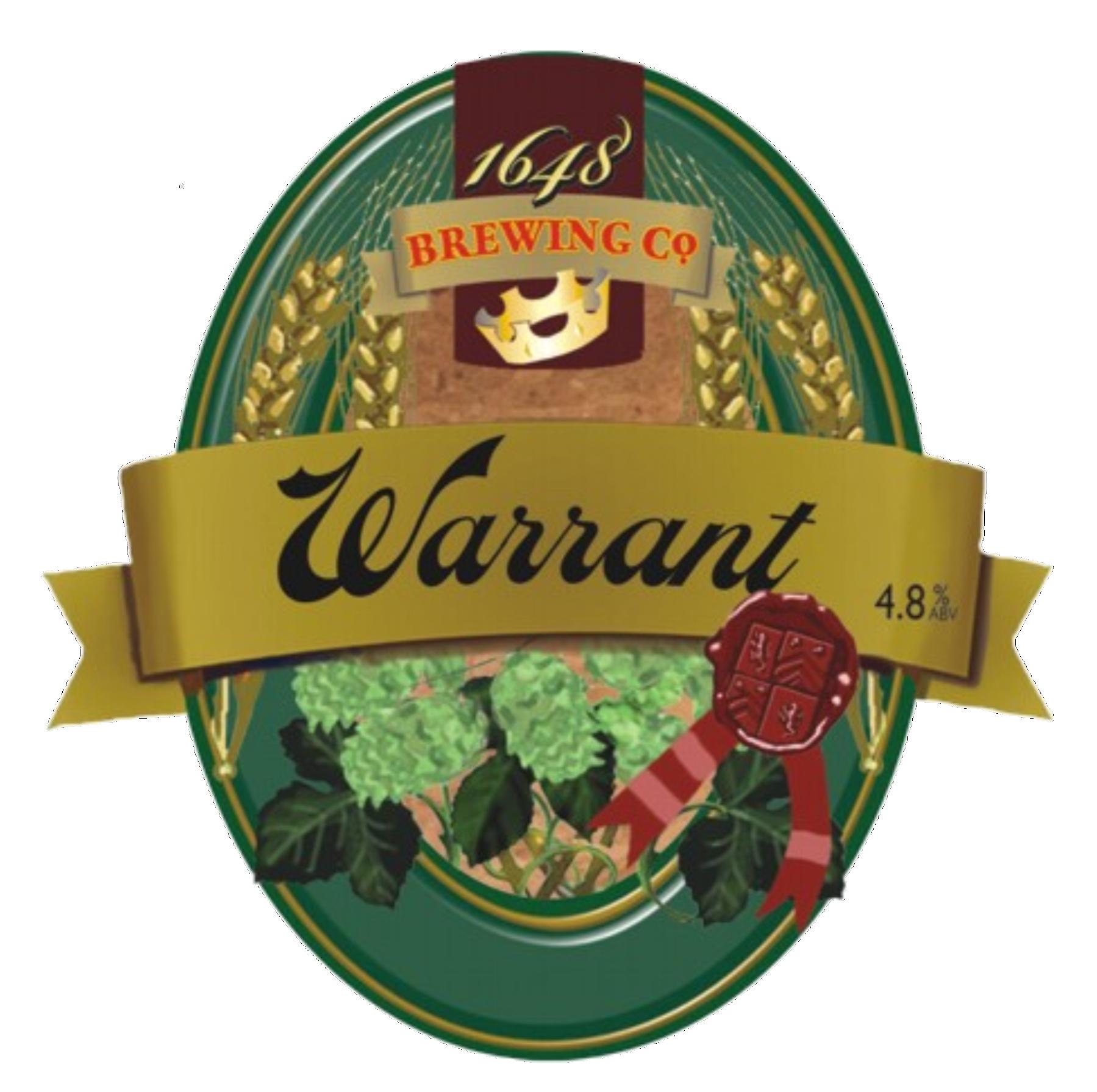 Warrant 4.8%